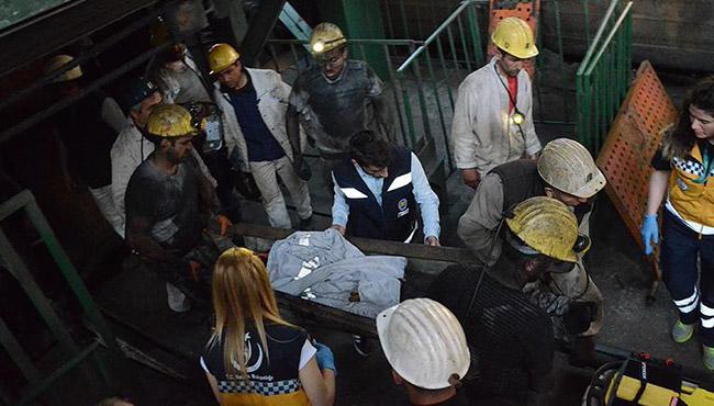 AYM'den  önemli maden cinayetleri kararı