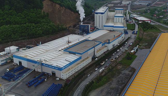 Demir-çelik fabrikasında grev kararı