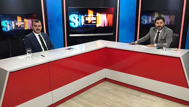 Ahmet Çolakoğlu CANLI yayında soruları yanıtladı