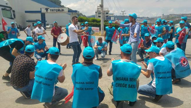 480 işçi grevde... İŞKUR'dan ilk açıklama