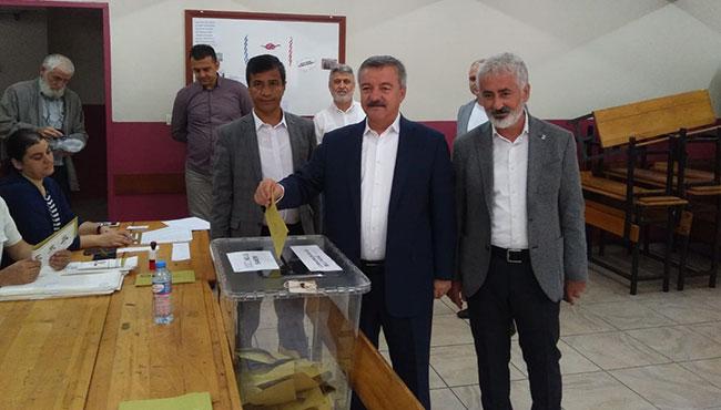 Polat Türkmen oyunu kullandı
