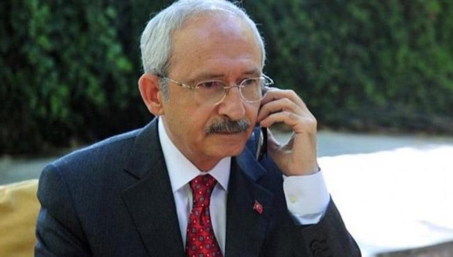 Kılıçdaroğlu onu aradı!
