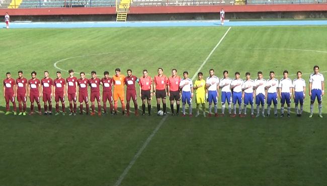 U17'de Türkiye Şampiyonası finali Zonguldak'ta yapıldı