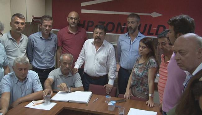 "CHP'de Alevi-Sünni tartışması...""Alçakça bir laf"""