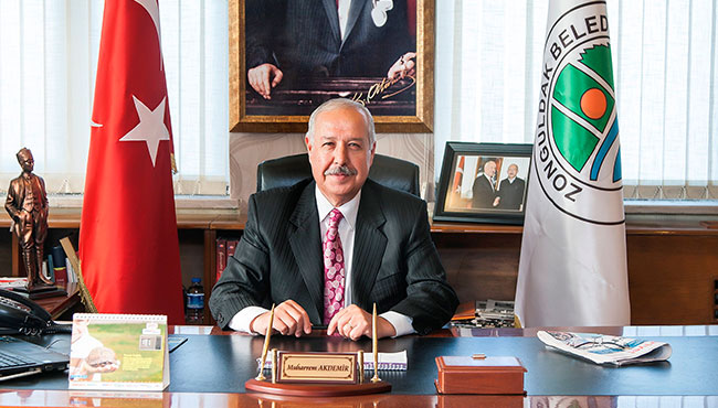 Başkan Akdemir: CHP'nin 95'inci kuruluş yıldönümünü kutladı