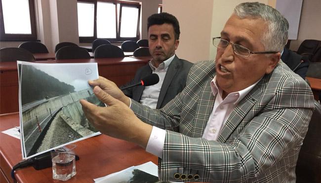 Ak Partili üye Karayollarını göreve davet etti