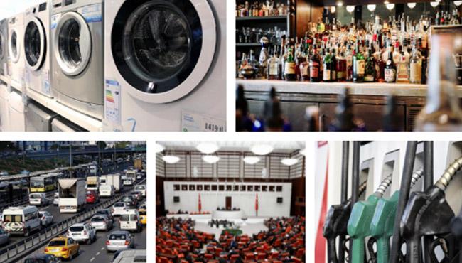 Yeni bütçe tasarısı: ÖTV gelirleri artırılacak