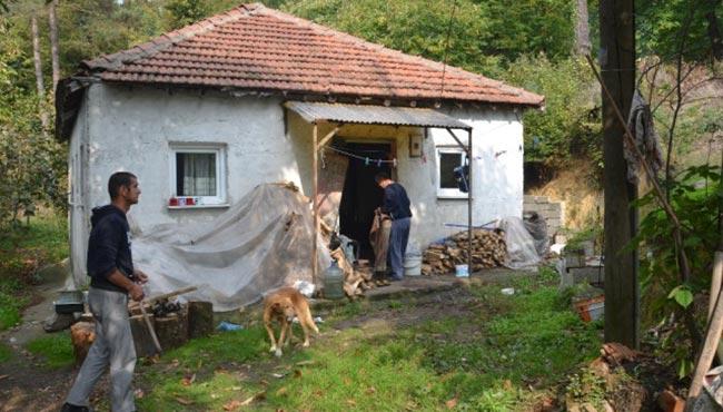 Bu evde 6 yıldır elektrik yok