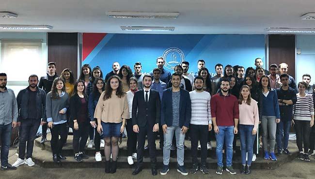 Bülent Ecevit, BEÜ'de anıldı...