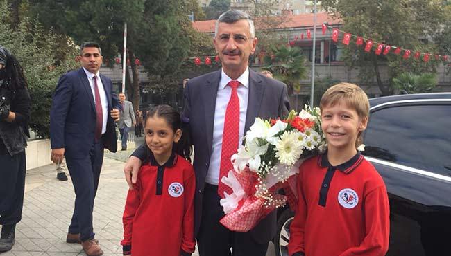 Vali Erdoğan Bektaş görevine başladı