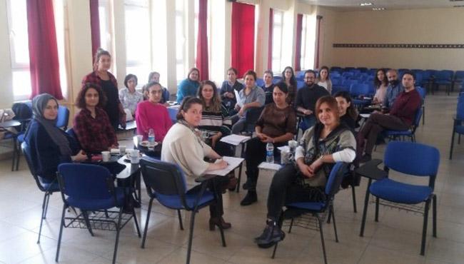 'Proje Döngüsü Yönetim Eğitimi' başladı...