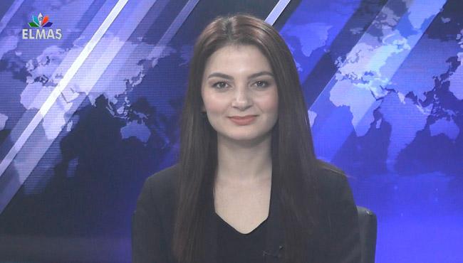 25 Kasım 2017 Elmas TV Ana Haber Bülteni