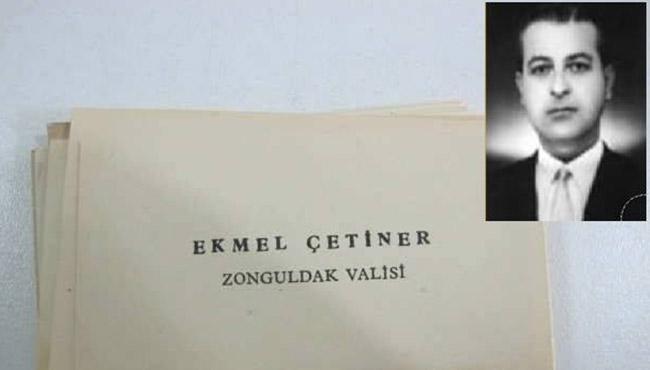 Zonguldak'ın Valisi, Belediye Başkanı Milletvekili!