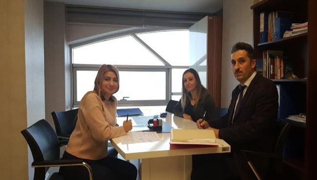 'Hayal Et Tasarla' projesi'nde sözleşme imzalandı