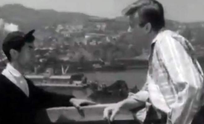 Yıl 1962... Yeşilcamın usta isimleri Zonguldak'ta buluştu...