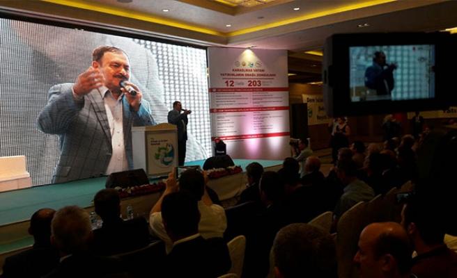 12 tesis, 203 milyon TL yatırım...