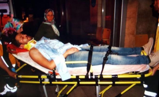 Katliam gibi düğün... 17 kişi yaralandı...