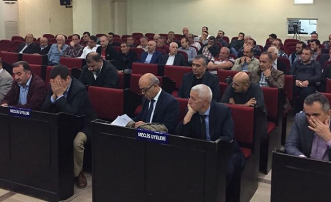 Zonguldak Belediye Meclisi tartışmalı geçti...