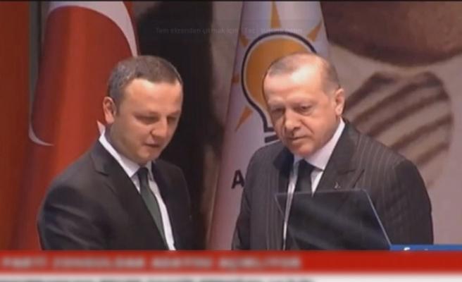 Alan sahnede… Erdoğan'a söz verdi!