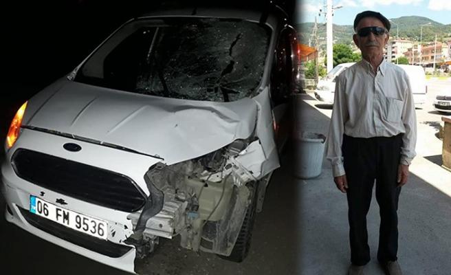 Kaza... Hayatını kaybetti...