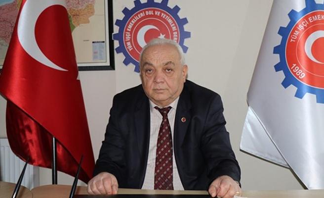 """Sarıoğlu, """"Emekliler arasında ayrım olmamalıdır"""""""