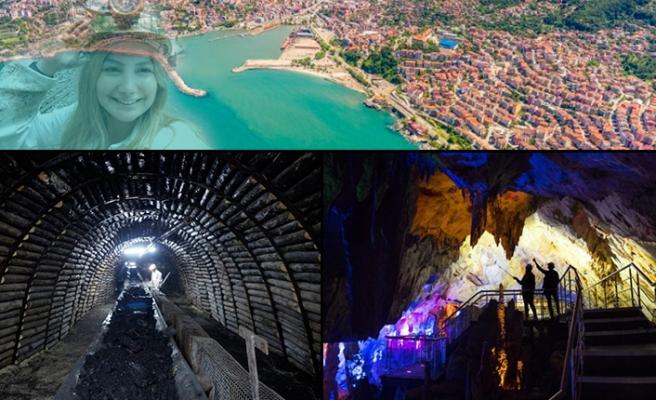 Zonguldak gezi rehberi... 'Kelebeğin Rüyasına Yolculuk...'