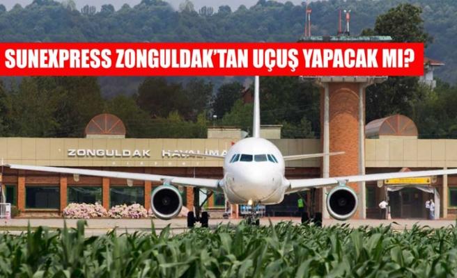 Zonguldak'tan uçuş yapacak mı?