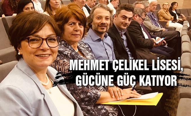 Mehmet Çelikel Lisesi, Gücüne Güç Katıyor