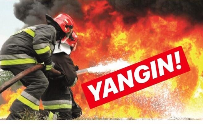 Yangın...