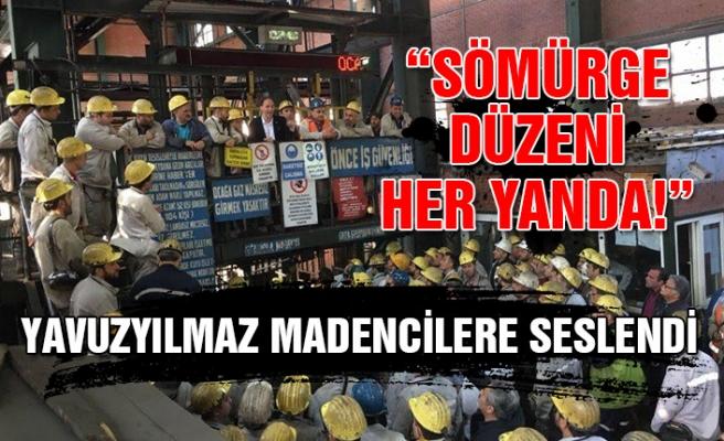 Zonguldak'tan Soma'ya, Soma'dan Ardahan'a... Sömürge düzeni her yanda!