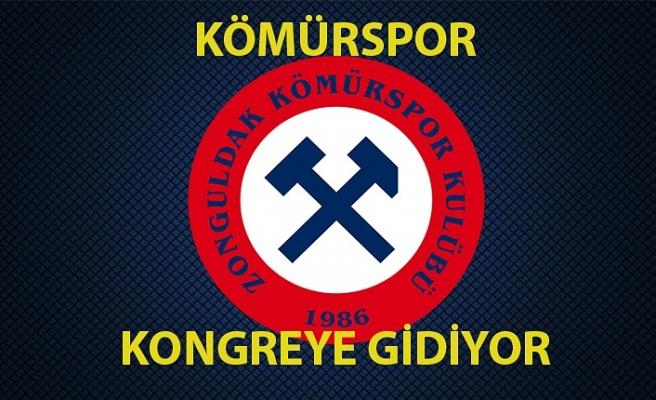 TFF 2.Lig ekiplerinden Zonguldak Kömürspor kongreye gidiyor