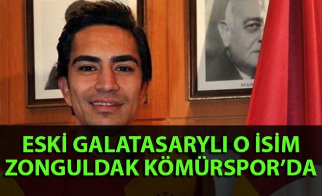 Eski Galatsaray oyuncusu Zonguldak Kömürspor'da