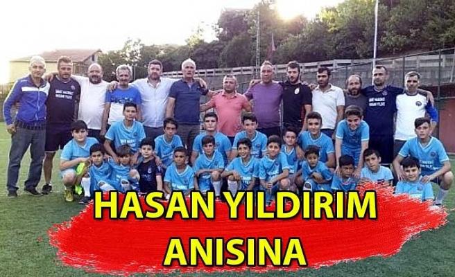 Göçükte kaybettikleri arkadaşlarının anısına yaz futbol okulu açtılar...