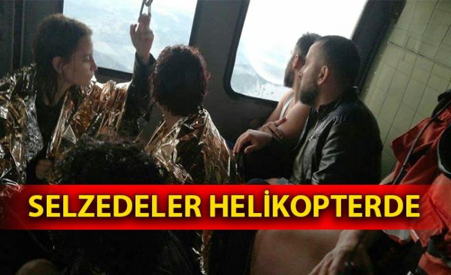 İçişleri Bakanlığı'ndan Düzce açıklaması: 51 kişi kurtarıldı