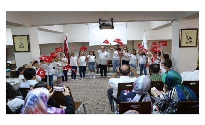 ZBEÜ'de ''Çocuk Gözüyle 15 Temmuz'' programı düzenlendi