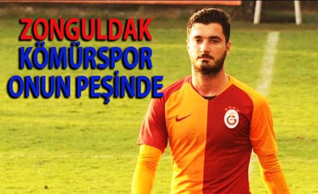 Zonguldak Kömürspor, Galatasaray'ın genç stoperini ekibine katmak istiyor