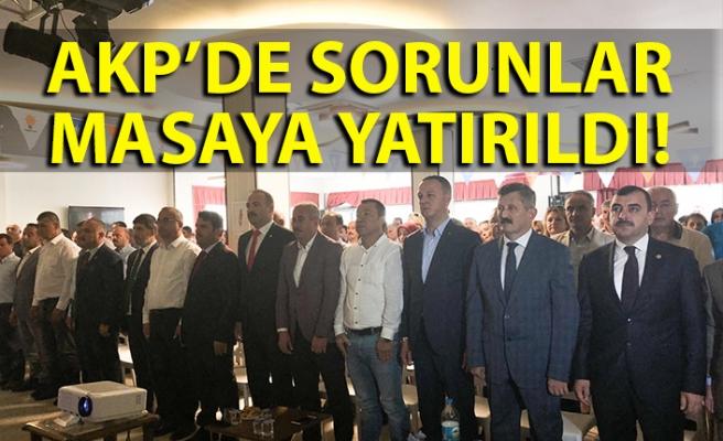 AKP Zonguldak Teşkilatı toplandı