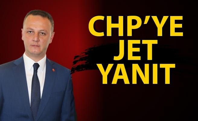 Belediye Başkanı'ndan CHP'nin eleştirilerine jet yanıt