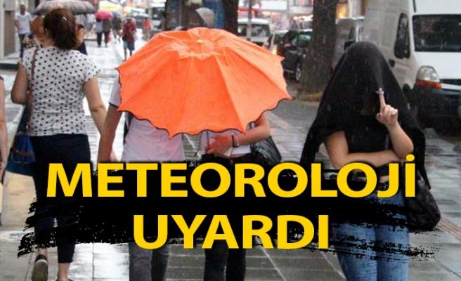 Meteoroloji Zonguldak için uyardı!