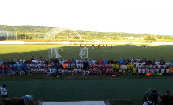 Şehit Kerim Keçeci anısına düzenlenen futbol turnuvası sona erdi