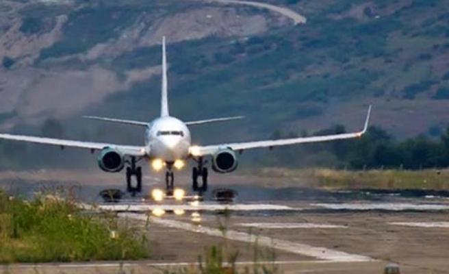 Zonguldak Havalimanı'nda temmuzda kaç yolcu vardı?