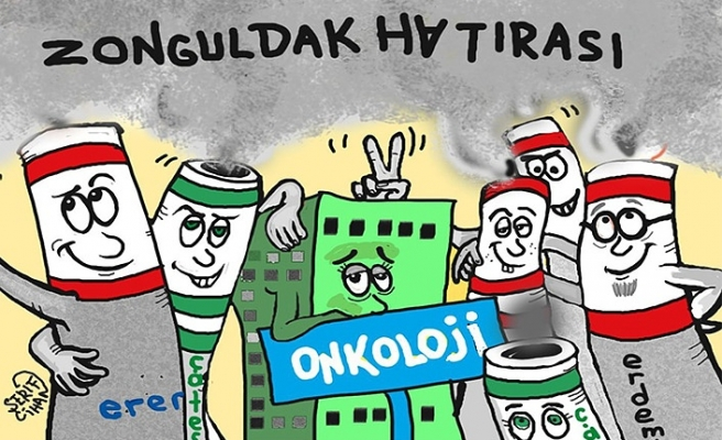 """""""Zonguldak toptan kanser!"""""""