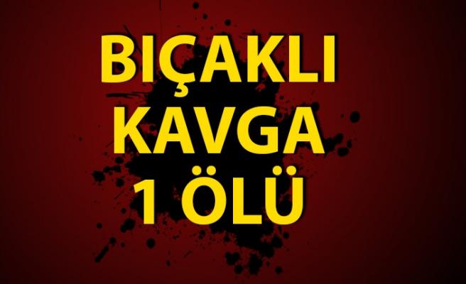 Zonguldak'ta bıçaklı kavga sonucu bir kişi hayatını kaybetti