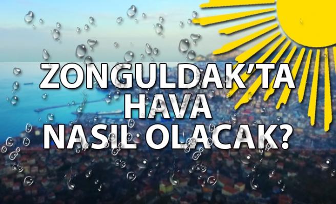 Zonguldak'ta önümüzdeki hafta hava nasıl olacak?