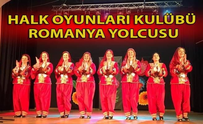 Çağdaş Anadolu Halk Oyunları Gençlik ve Spor Kulübü Romanya'ya gidiyor