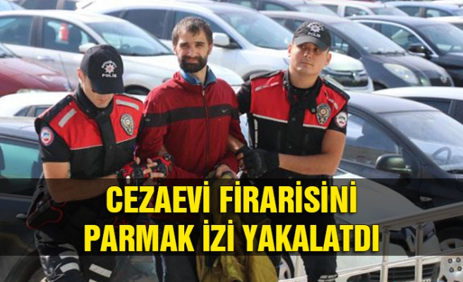 Zonguldak Cezaevi'nden kaçtı, Bolu'da yakalandı
