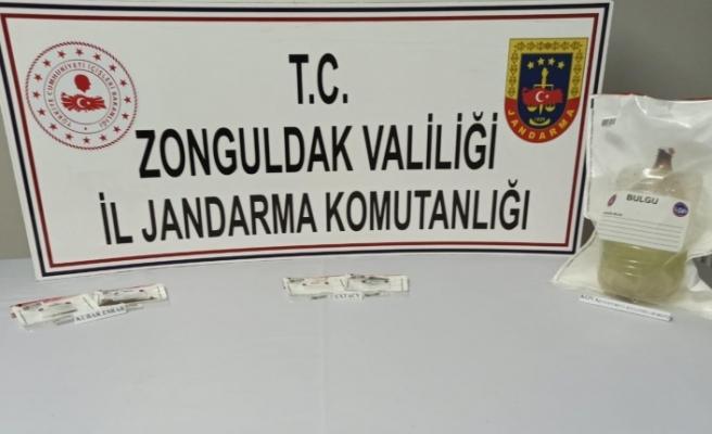 UYUŞTURUCU TİCARETİ YAPAN 2 KİŞİ GÖZALTINA ALINDI!