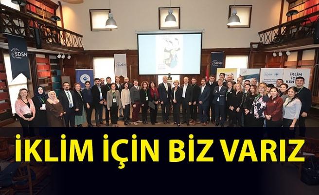 """Bolu Belediyesi """"İklim İçin Biz Varız"""" deklarasyonuna imza attı"""