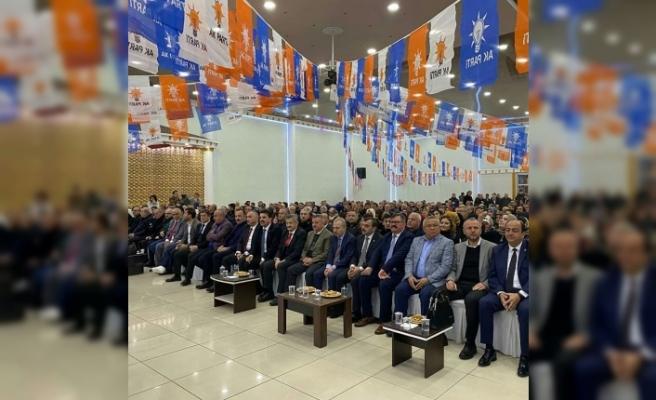 AK Parti Gülüç kongresini gerçekleştirdi