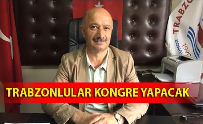 Trabzon Kültür Derneği kongreye gidiyor